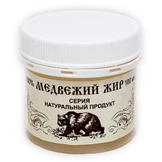 Медвежий жир - применение и рецепты.