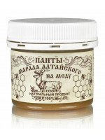 Панты Алтайского Марала на меду, 150г.