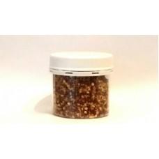 Пчелиная пыльца на меду